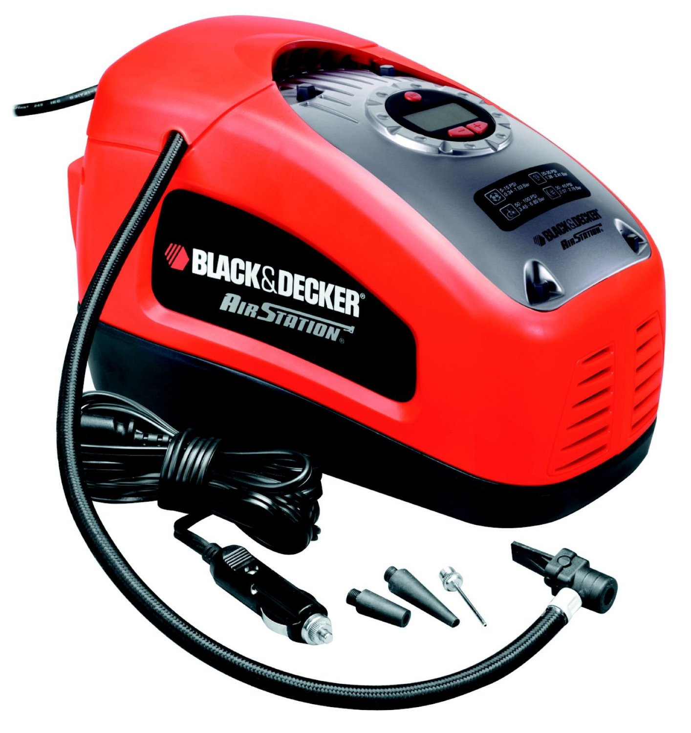 Compresseur Black & Decker ASI300